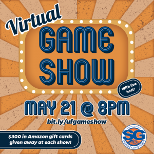 Game Show May 21