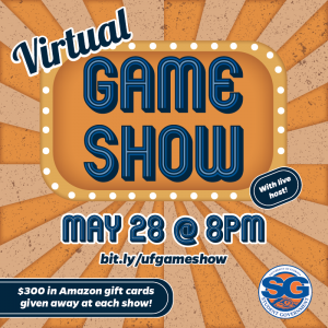 Game Show May 28